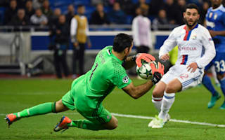 Buffon 'was absolutely remarkable' - Gonalons