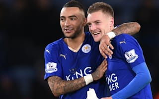Leicester don't need Vardy to win title at United, says Simpson