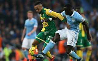 Norwich City v Manchester City: Sagna still believes in title chances