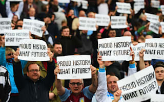 Villa fans entitled to vent displeasure - Black
