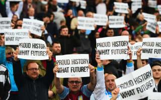 Villa fans entitled to vent displeasure - Black