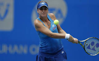 Bencic injured in Wuhan, Bacsinszky also retires