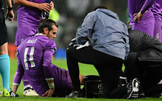 Ankle injury puts Bale in doubt for El Clasico