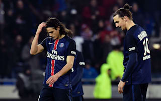 Saint-Etienne v Paris Saint-Germain: Champions out to recover from rare setback