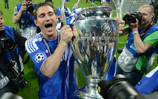 A title clinching double and Moscow shoot-out woe - The highs and lows of Frank Lampard's career