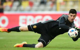 Courtois confident Belgium can win Euro 2016