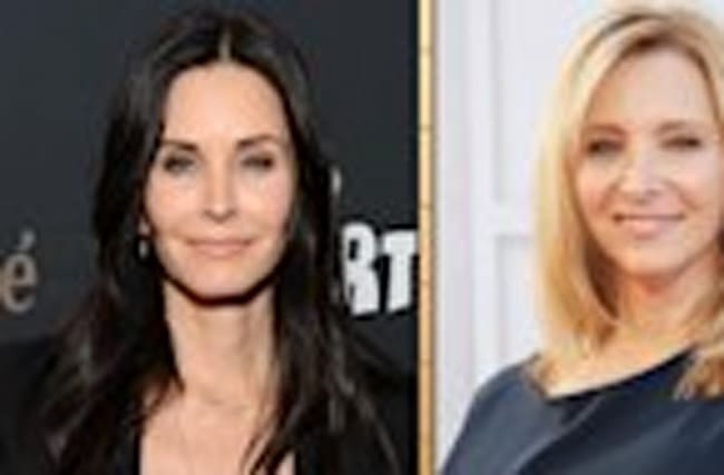 'Friends' Forever! Lisa Kudrow and Courteney Cox Reunite For Dinner in Los Angeles