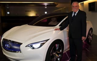 Infiniti to build cars in the UK from 2015