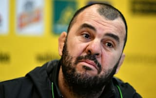 Cheika under no pressure whatsoever - ARU boss Pulver