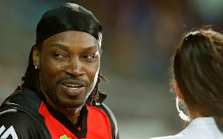 Gayle apologises to reporter McLaughlin