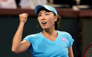 Peng breezes through in Zhengzhou