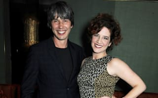 Professor Brian Cox's wife sends burglar packing with right hook