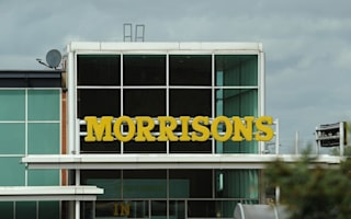 Morrisons reports £176m annual loss