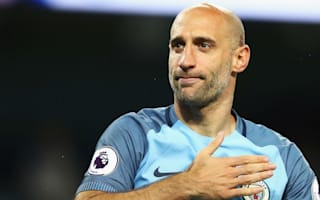 WATCH: Pablo Zabaleta surprises Manchester City fans