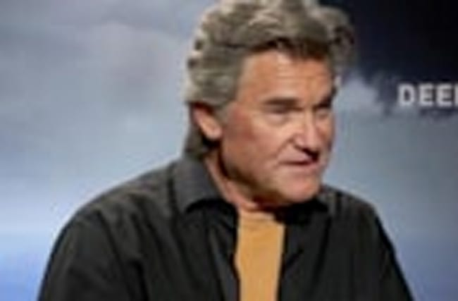 Kurt Russell Talks 'Deepwater Horizon' Intensity
