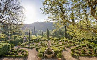 The most beautiful hotel gardens in the world