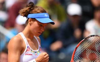 Golubic sees off Siegemund, Goerges reaches last eight in Bienne