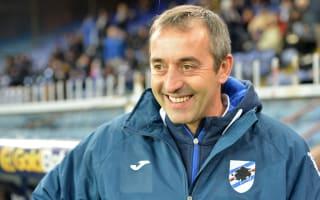 Giampaolo lands new Sampdoria deal