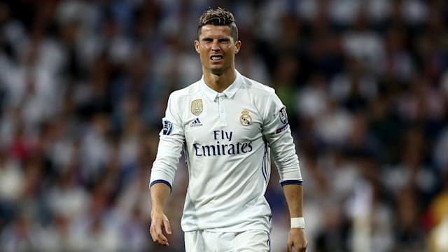 Real Madrid president: Cristiano Ronaldo's situation 'all very odd