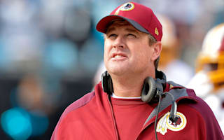 Washington Redskins give coach Jay Gruden contract extension