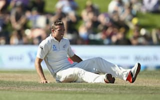Injured Southee out of India Tests