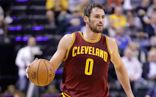 Cavaliers dealing with Love knee injury