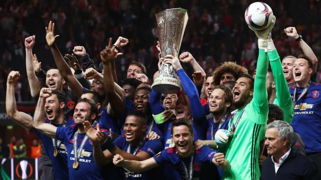 Man United beat Ajax to claim Europa League title