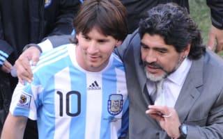 Messi is what Maradona was - Matthaus