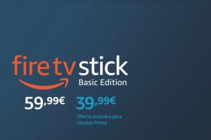 Amazon ya vende en España su Stick para convertir tu televisión en una Smart TV