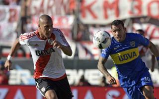 River Plate 0 Boca Juniors 0: Barros Schelotto's first Superclasico ends goalless