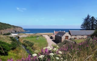 Win! A pet-friendly holiday on Scotland's Banffshire Coast