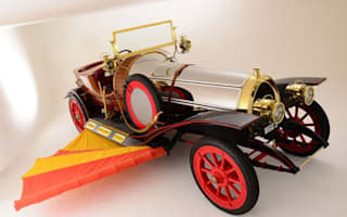 Chitty Chitty Bang Bang replica expected to sell for £250,000