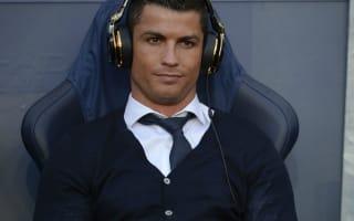 Ronaldo is not a child - Casemiro