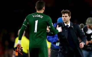 I stayed at Tottenham because of Pochettino - Lloris