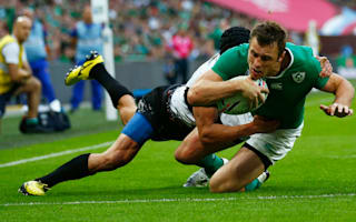 Bowe blow for Ireland and Ulster
