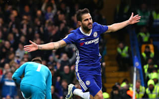 Fabregas talks up doing the dirty work at Chelsea