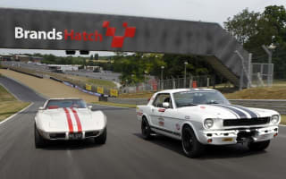 A meeting with a Mustang: Behind the wheel of a true V8 legend