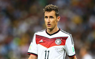 Klose retires, takes up DFB position