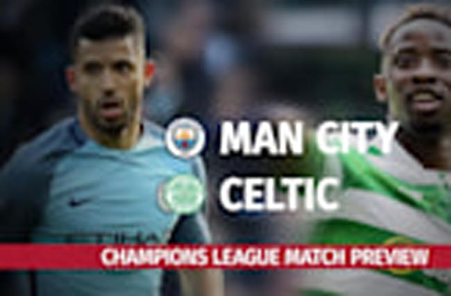 Champions League: Manchester City v Celtic match preview