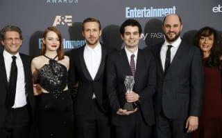La La Land takes best film at Critics' Choice Awards