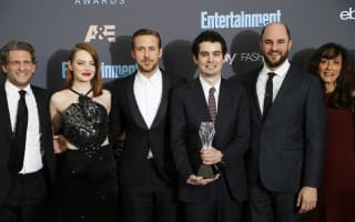 La La Land takes best film at Critics' Choice Awards