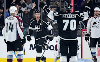 Kings, Flames and Caps score five