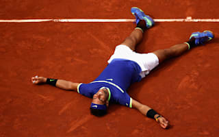 La Decima: Nadal's 10th French Open title in numbers