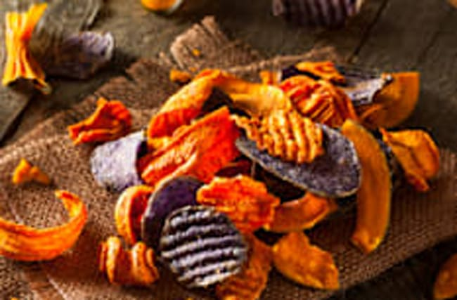 Why vegetable crisps may not be such a healthy alternative
