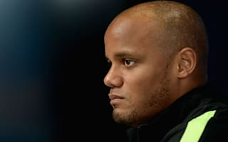 Kompany and Dembele ruled out for Belgium