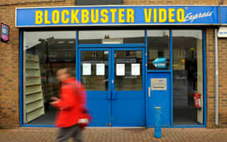 All Blockbuster stores to close
