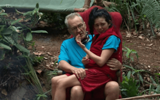 Scarlett Moffatt in tears after first camp argument on I'm A Celebrity