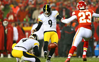 Steelers boot Chiefs from playoffs