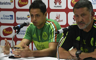 Hernandez not obsessed by Mexico goals record