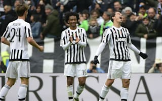 Juventus 2 Carpi 0: Hernanes, Zaza on target as champions march on